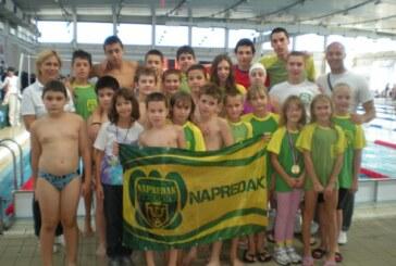 Takmicenje u plivanju: 2. Leskovacki pobednik