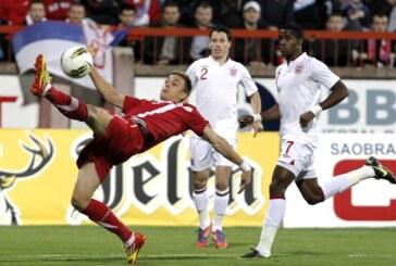 U-21: Srbija – Engleska 0:1