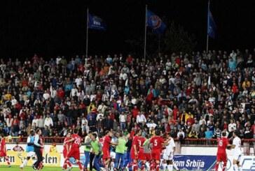 Posle utakmice u Kruševcu: Sankcije srpskom fudbalu?