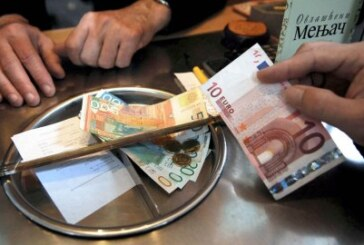 Evro danas 113,7045 dinara