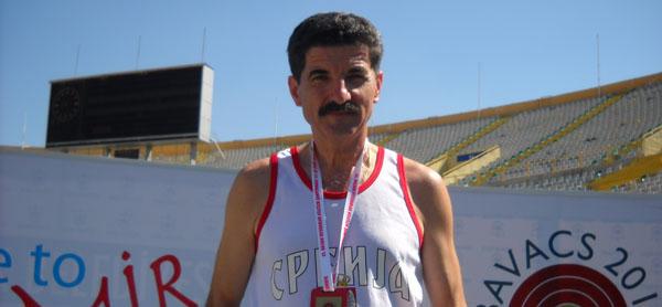 Maratonac Svetisalav Pavlović: Nije treća, već četvrta sreća
