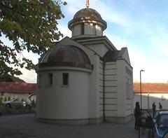 Osvećenje bolničke crkve na Svete Vrače