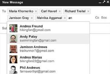 Gmail sada funkcioniše kao chat