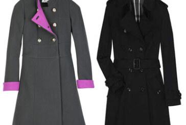 Vojnički stil za zimu 2013