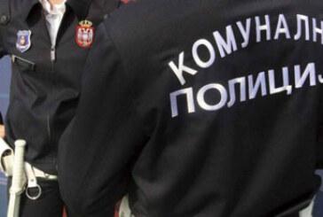 Energična akcija Komunalne policije