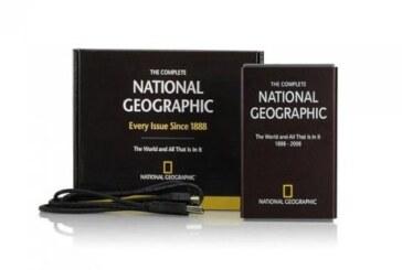 Kompletna arhiva National Geographica dostupna u digitalnom formatu