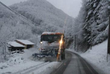 """""""Kruševacput"""" spremno dočekao sneg"""