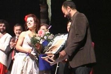 Glumica Gašić dirnuta nagradom i gestom