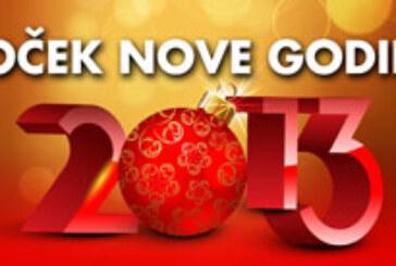 Doček Nove godine – gde?