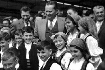 Vremeplov – Tito u Kruševcu