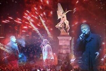 Nova godina na Trgu kosovskih junaka