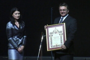 Dr Branislav Katančević dobitnik Svetosavske nagrade KPZ