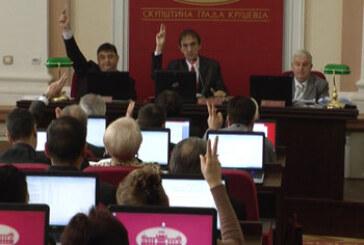 Skupština Grada Kruševca usvojila Program razvoja