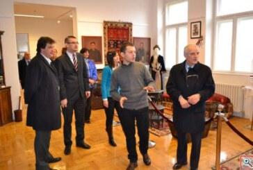 Ministar kulture u Kruševcu
