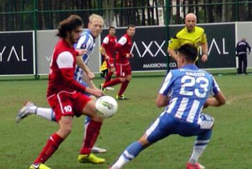 Prva pobeda u Antaliji