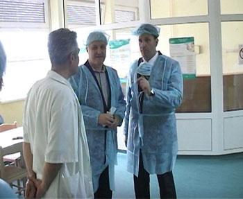 Državni sekretar Ministarstva zdravlja u Kruševcu