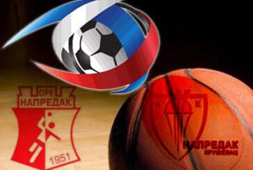 Važne utakmice za košarkaše i rukometaše Napretka