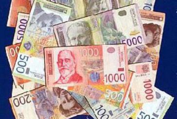 Prosečna plata u Srbiji u januaru 39.197 dinara
