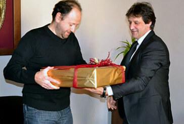 Poklon gradončelnika za useljenje