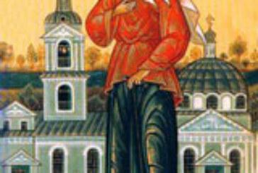 Blagoslovi svete Ksenije Blažene