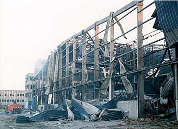 Sutra godišnjica bombardovanja Savezne Republike Jugoslavije