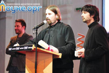 "Gost ""Bašte"" Otac Ivan Cvetković, urednik portala pouke.org"