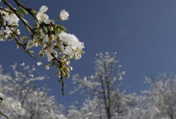 I sutra sneg, pravo proleće stiže tek u drugoj polovini aprila