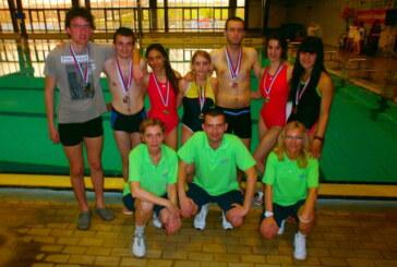 Devet medalja za takmičare Palestre