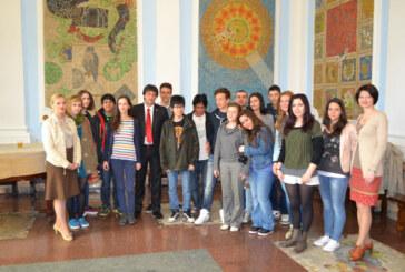 Učenici iz inostranstva gosti Kruševca