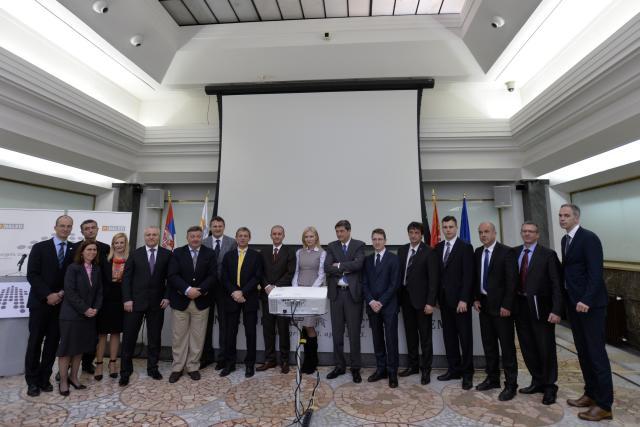 Bratislav Gašić u novom Upravnom odboru NALED-a