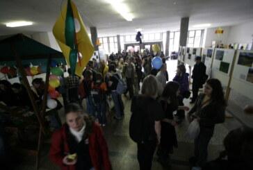 Gimnazijalci na Međunarodnom Spring festivalu