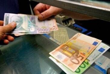 Dinar najjači prema evru od početka godine