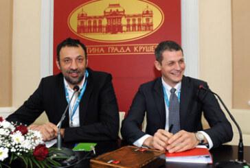 Olimpijski komitet Srbije zasedao u Kruševcu