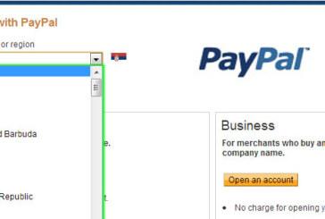 PayPal stigao u Srbiju!
