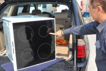 Kruševljanin došao iz Švajcarske da zameni kupljeni šporet
