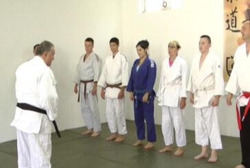 Trening šampiona sa džudistima Kruševca