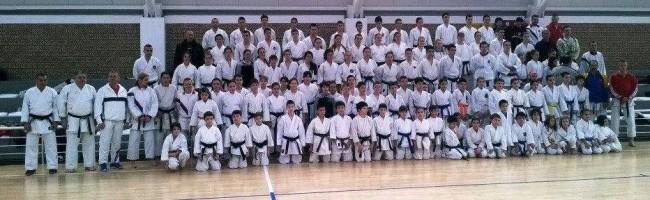 Sportski vikend u znaku karatea