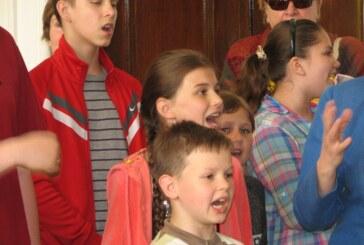 Dečiji ruski folklorni ansambl u Kruševcu