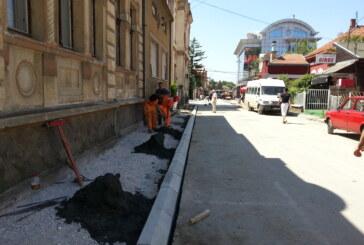 Rekonstrukcija Obilićeve ulice