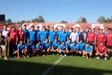 FK Napredak pred Superligu: Idemo na gornji deo tabele! (VIDEO)
