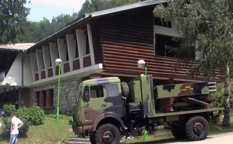 Na dobošu hotel i restoran na Jastrebcu - IMK 14. oktobar iz Kruševca prodaje imovinu vrednu oko 30 miliona dinara
