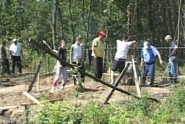 Počela izgradnja lovačke kuće u Velikoj Kruševici