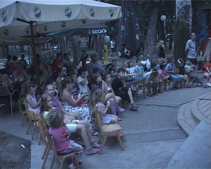 Pozorišna radionica za najmlađe (VIDEO)