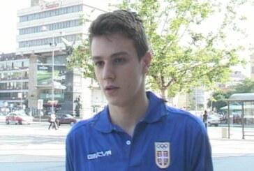 Sekul Sekulović pred Evropsku olimpijadu u Holandiji (video)