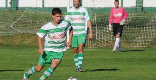 Srđan Dimitrov u FK Napretku