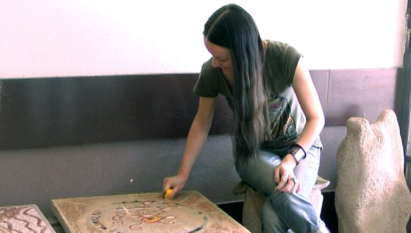 Belovodska rozeta: Održana mozaičarska škola i kolonija (VIDEO)
