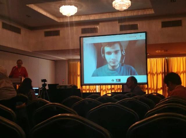 "AU ""Eureka"" na konferenciji u Volosu (VIDEO)"