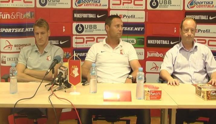 FK Napredak: Euforija pred gostovanje u Kragujevcu (VIDEO)