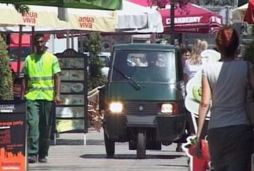 """""""Pjađo"""" prvi put """"u akciji"""" (VIDEO)"""