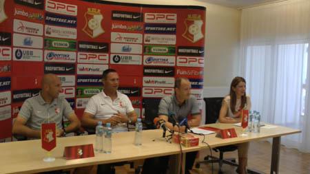FK Napredak: Spremni za Jagodinu